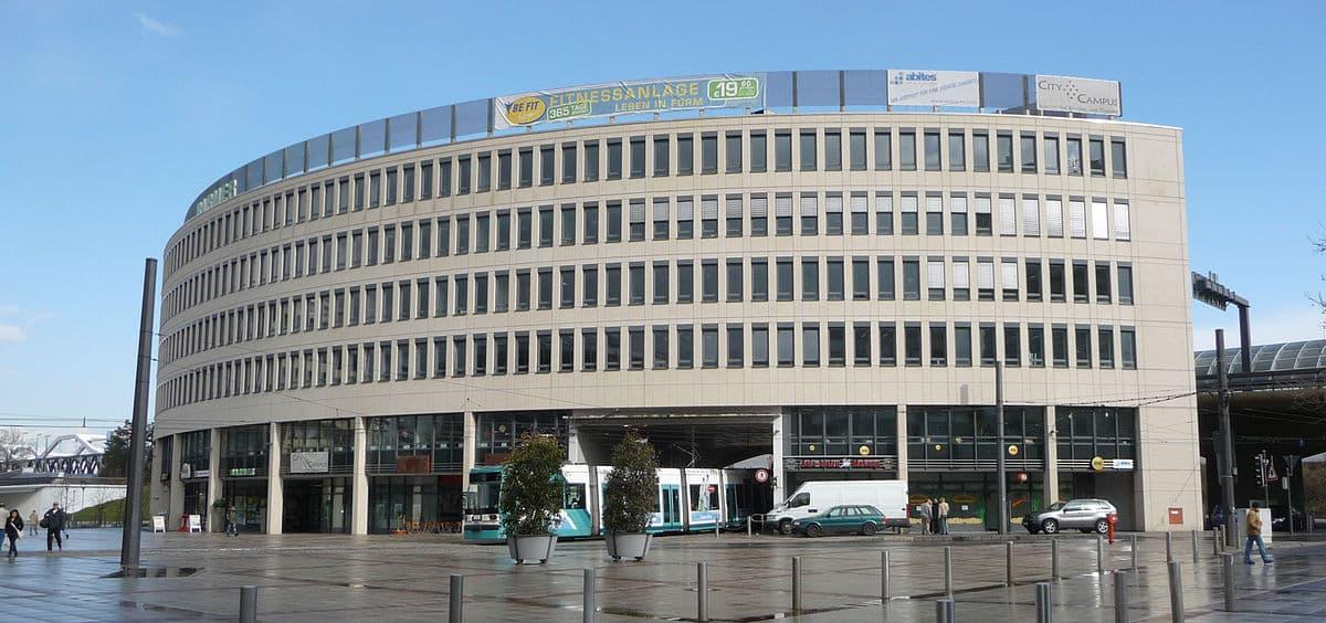 Bild des Berliner Platz in Ludwigshafen am Rhein