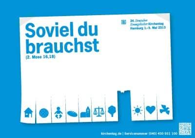 Logo Evangelischer Kirchentag