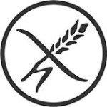 Zeichen glutenfreie Lebensmittel